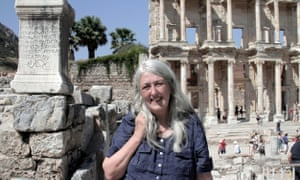 Mary Beard on Ultimate Rome: Empire Without Limit.