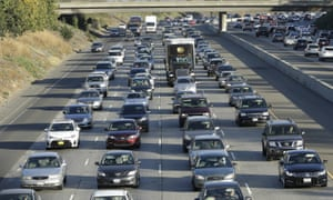 California and 23 other states have filed a lawsuit to stop the Trump administration from revoking California's clean car waiver.