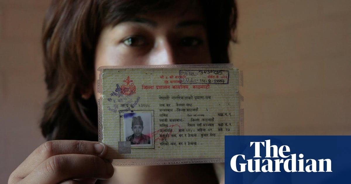 Trans rights: Meet the face of Nepal's progressive 'third