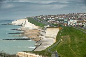Saltdean in Brighton, East Sussex.
