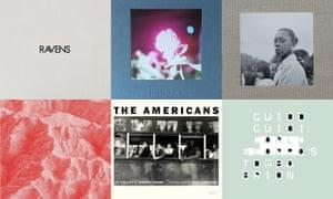 Photobook covers … top row: Masahisa Fukase's Ravens; Illuminance by Rinko Kawauchi; Liz Johnson Artur; below: Teju Cole's Fernweh; The Americans by Robert Frank; Carlo Scarpa's Tomba Brion by Guido Guidi
