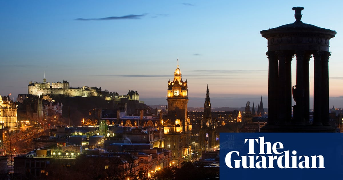 A global first links 13 of Scotland's Unesco cities and sites in a digital trail