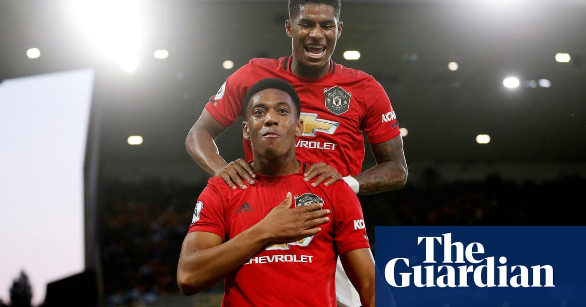 Rashford and Martial told by Solskjær to raise Manchester United goal rate