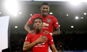 Manchester United have no experienced back-up to Anthony Martial and Marcus Rashford