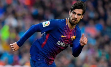 André Gomes may feature against Chelsea despite Barcelona 'hell'