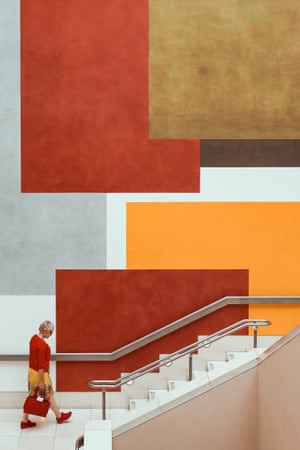 Josh Edgoose, Tate Britain Colour Match, London