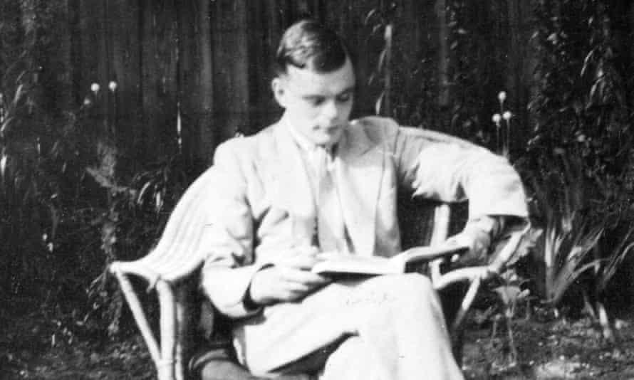 Codebreaker Alan Turing