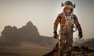 The Martian: best musical or comedy