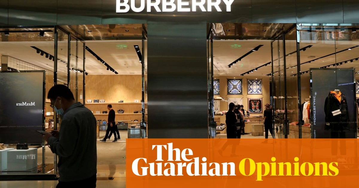 Marco Gobbetti's early exit leaves Burberry blindsided