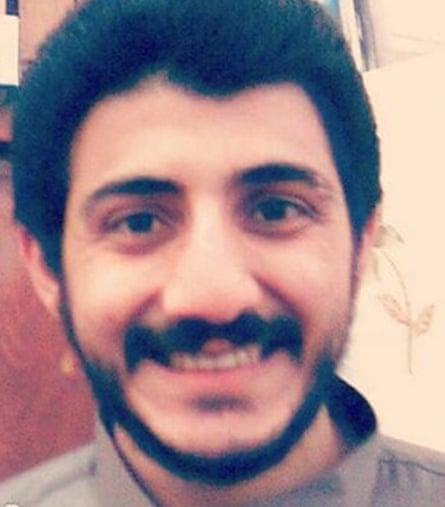 Saad bin Laden, Osama's son
