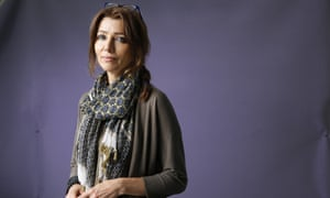 Elif Shafak's latest novel, 10 Minutes 38 Seconds in This Strange World, was shorlisted for the 2019 Booker prize.