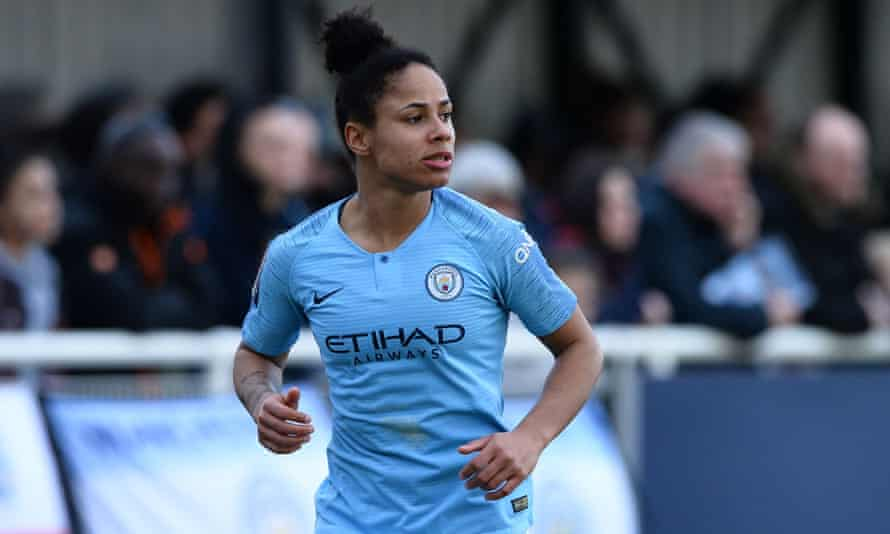 Demi Stokes says City are 'in good form – and we're in a good place; a much better place than a year ago'.