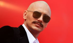James Franco in character for Zeroville