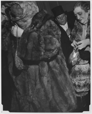 """Opera, San Francisco, 1949Among her students were Peter Hujar and Diane Arbus. The latter ascribed to Model the enduring piece of advice to go from the gut, and to go with what you know: """"the more specific you are, the more general it'll be."""""""