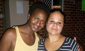 John Mwangi is due to be deported from Perth on Monday and his wife Semisha Mwangi is lobbying the Australian government for him to be able to stay
