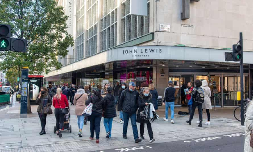 John Lewis appears to have avoided reporting its first full-year loss since the business was established in 1920.