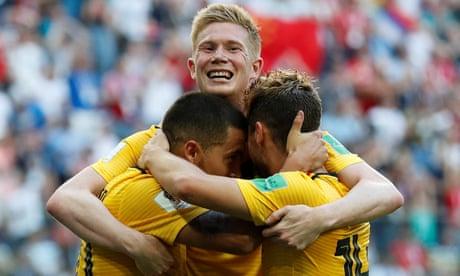 England finish fourth at World Cup after Eden Hazard seals Belgium win