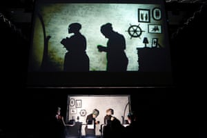 Ada/Ava by Manual Cinema at the Underbelly