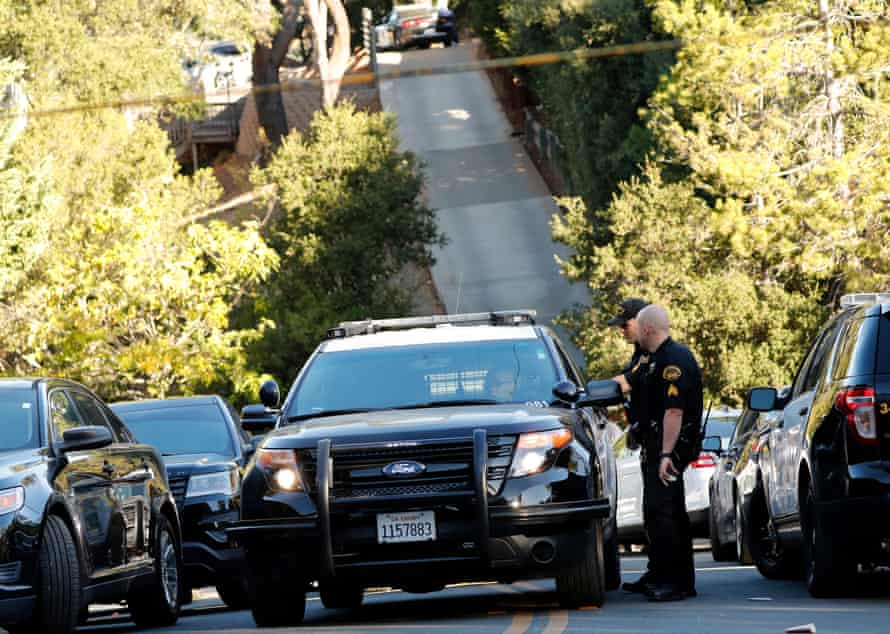 Five partygoers, including a beloved young DJ, were killed when shots rang out at an Orinda Airbnb home.