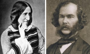 George Eliot and George Henry Lewes … the 'best' marriage in Parallel Lives was not technically a marriage.