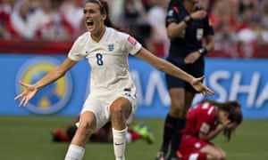 England Canada Women's World Cup