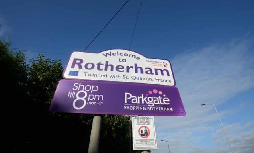 A government-ordered report found serious failings in Rotherham.