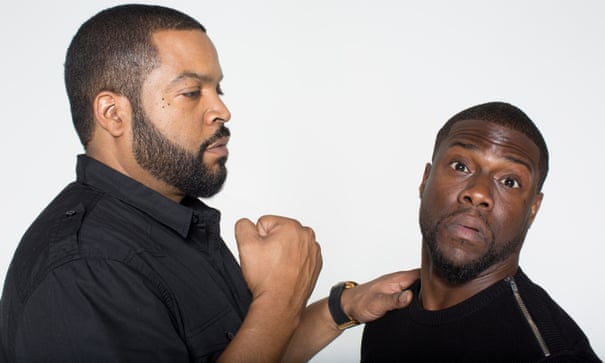 Ice Cube and Kevin Hart: 'Hollywood is realising that black people