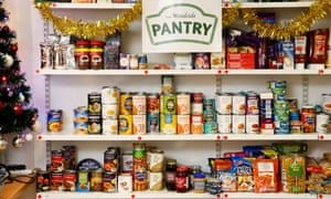 The Woodside Community Pantry