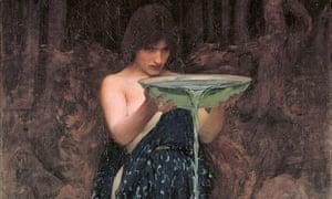 Circe Invidiosa, by John William Waterhouse, 1892
