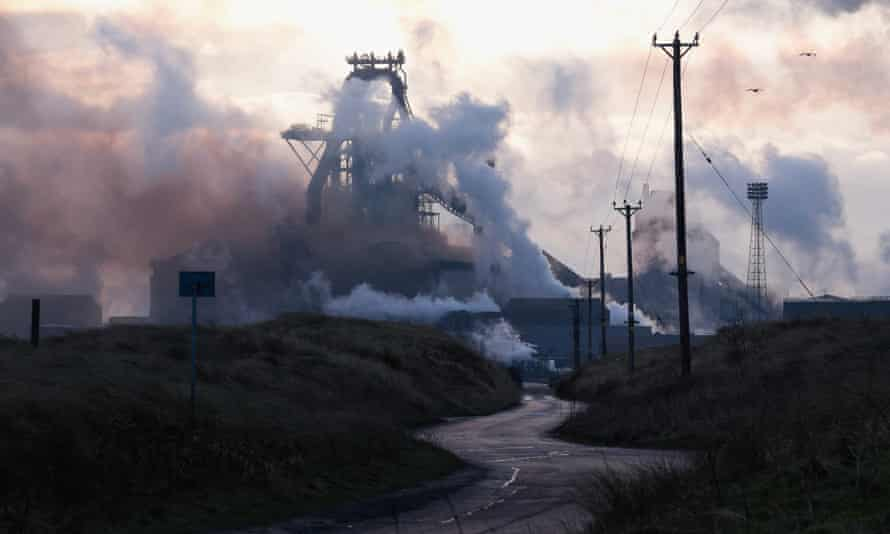 SSI employs 2,000 workers and 1,000 contractors at its Redcar steel plant.