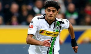 Mahmoud Dahoud has represented Germany at various youth levels.