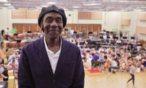 Lenny Henry in his programme Our Classical Century.