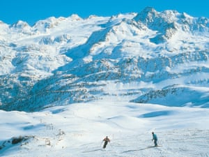 La Thuile, Italy with Crystal Ski