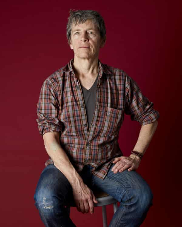 Eileen Myles … a 'many gendered mother' of Nelson's heart