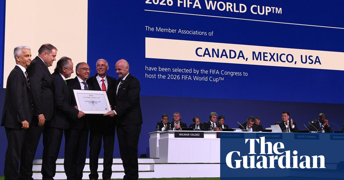 Three hosts, 48 teams: how the 2026 World Cup will work | Football