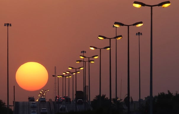 Kuwait's inferno: how will the world's hottest city survive climate