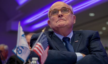 Donald Trump's lawyer Rudy Giuliani said he had 'no knowledge' of other payments to women.