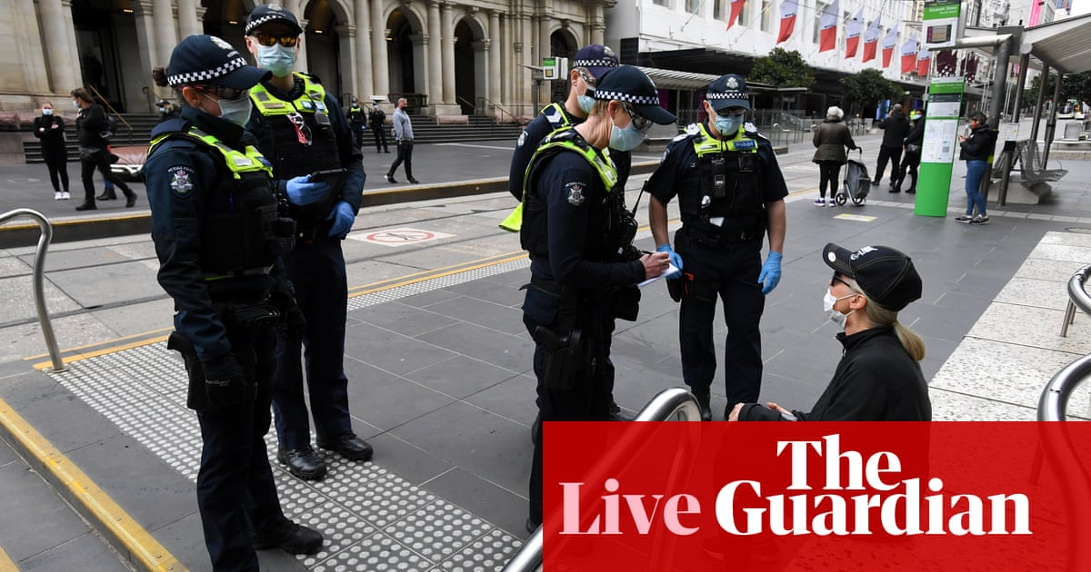 Australia Covid news live update: NSW records 1,007 new cases and ACT 32 as Victoria reports most infections since pandemic began