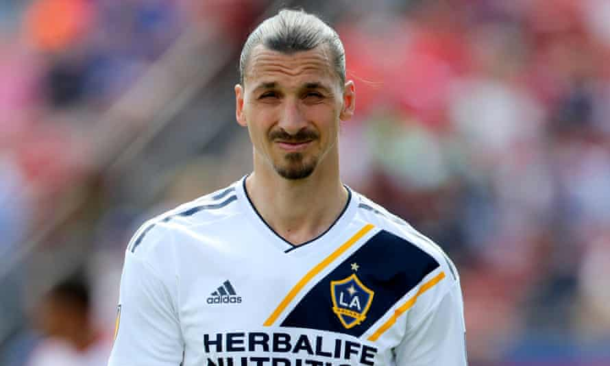 Zlatan Ibrahimovic's are seventh in MLS's Western Conference, outside the playoff spots