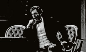 Neil Howlett singing Mandryka in Richard Strauss's Arabella, English National Opera, 1984.