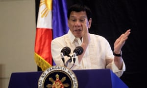 President Rodrigo Duterte 'rarely listens to the facts'