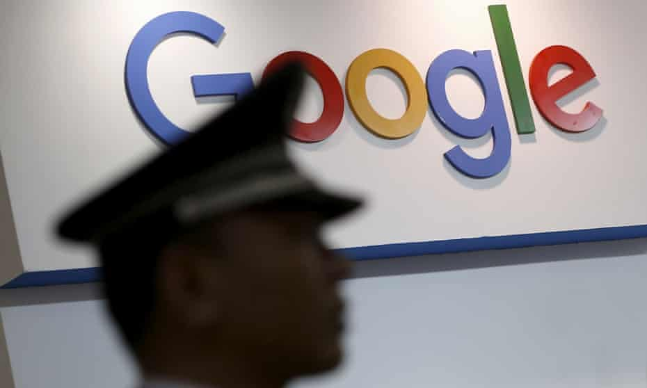 The number one technology company spender on lobbying is Alphabet Inc, the parent company of Google, says the Center for Responsive Politics. Alphabet has spent $8.04m on lobbying in 2016.