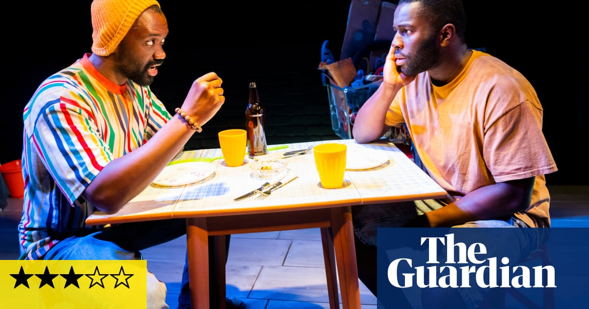 Two Horsemen review – a duo locked in fearful comic limbo