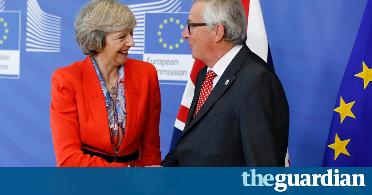 ... Brexit still on after article 50 ruling, May to tell Juncker - politics  live