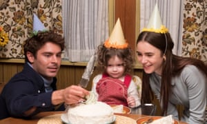 Zac Efron in Extremely Wicked, Shockingly Evil and Vile, Hollywood's portrayal of the serial killer Ted Bundy.