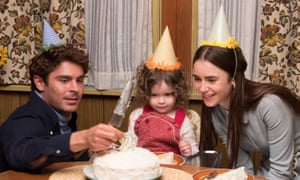 Dark stars: with Zac Efron in Extremely Wicked, Shockingly Evil and Vile.