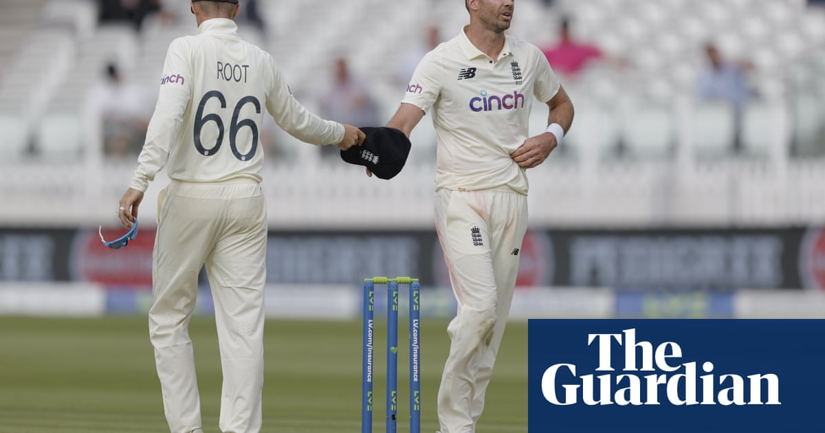 England face Anderson conundrum over workload in final Test with India