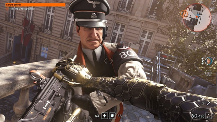 Wolfenstein Youngblood review: two women blast racists into