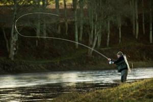 The 2018 salmon fishing season begins
