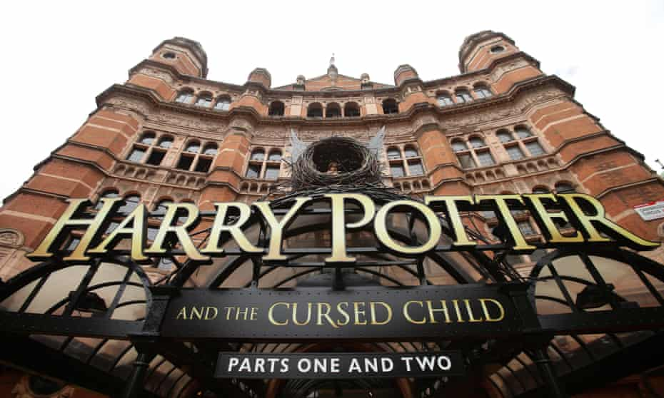 Harry Potter and The Cursed Child, at the Palace Theatre in London